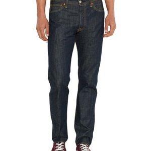 Levi's 511 Slim Fit Dark Blue Jeans Size W36 x L32